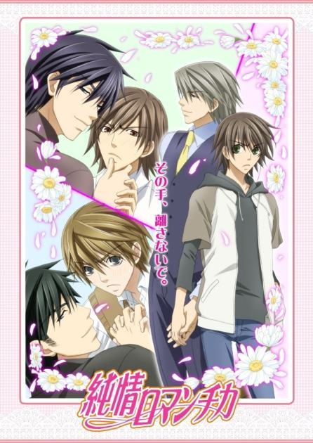 junjou romantica yaoi manga érotique boy's love jade cousineau sexologue